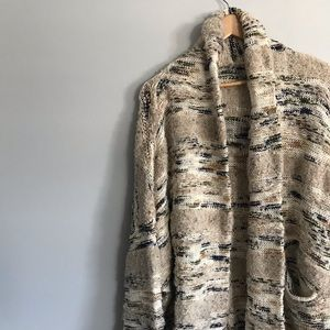 Anthropologie Moth Chunky Oversized Sweater